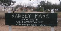 west-park-sign