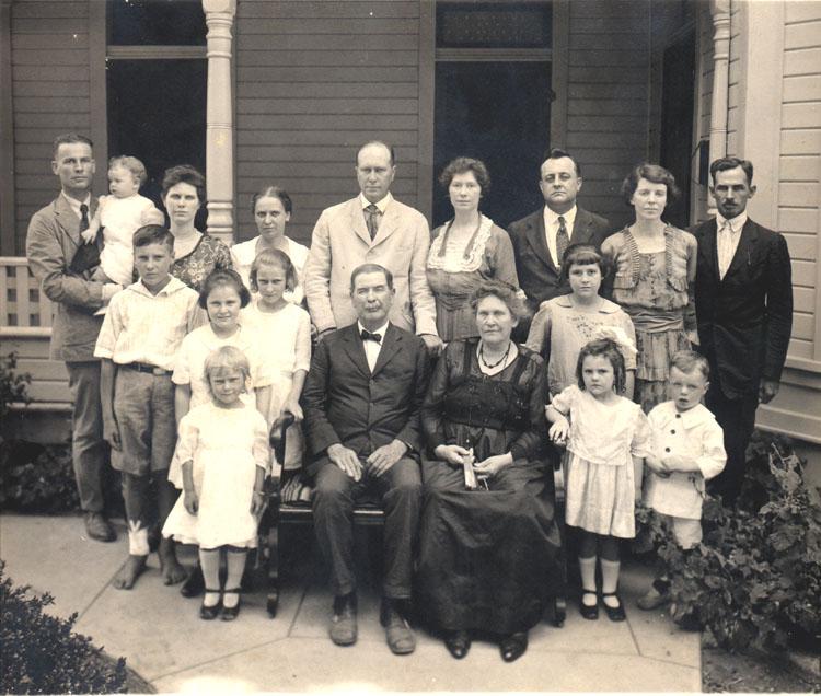Ramsey family 1922