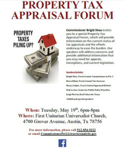 Austin Tax Assessor Property Search
